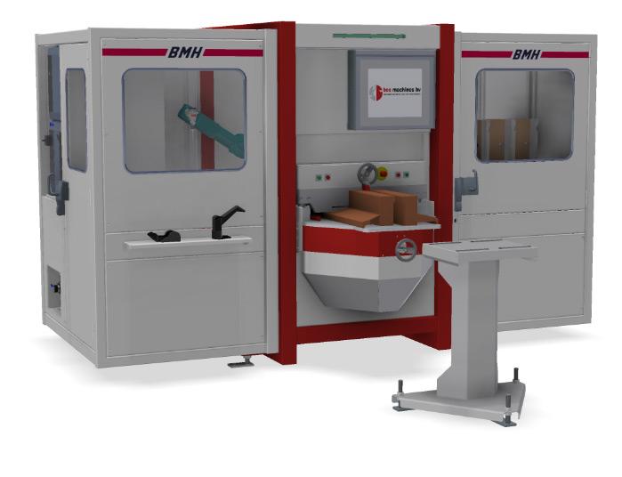 BMH Gluemaster - Bos Machines