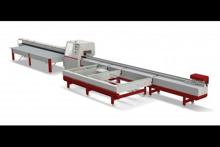 BMH zaag - Bos machines